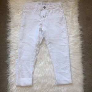 Cotton On The Jegging Mid-Rise White Jeans